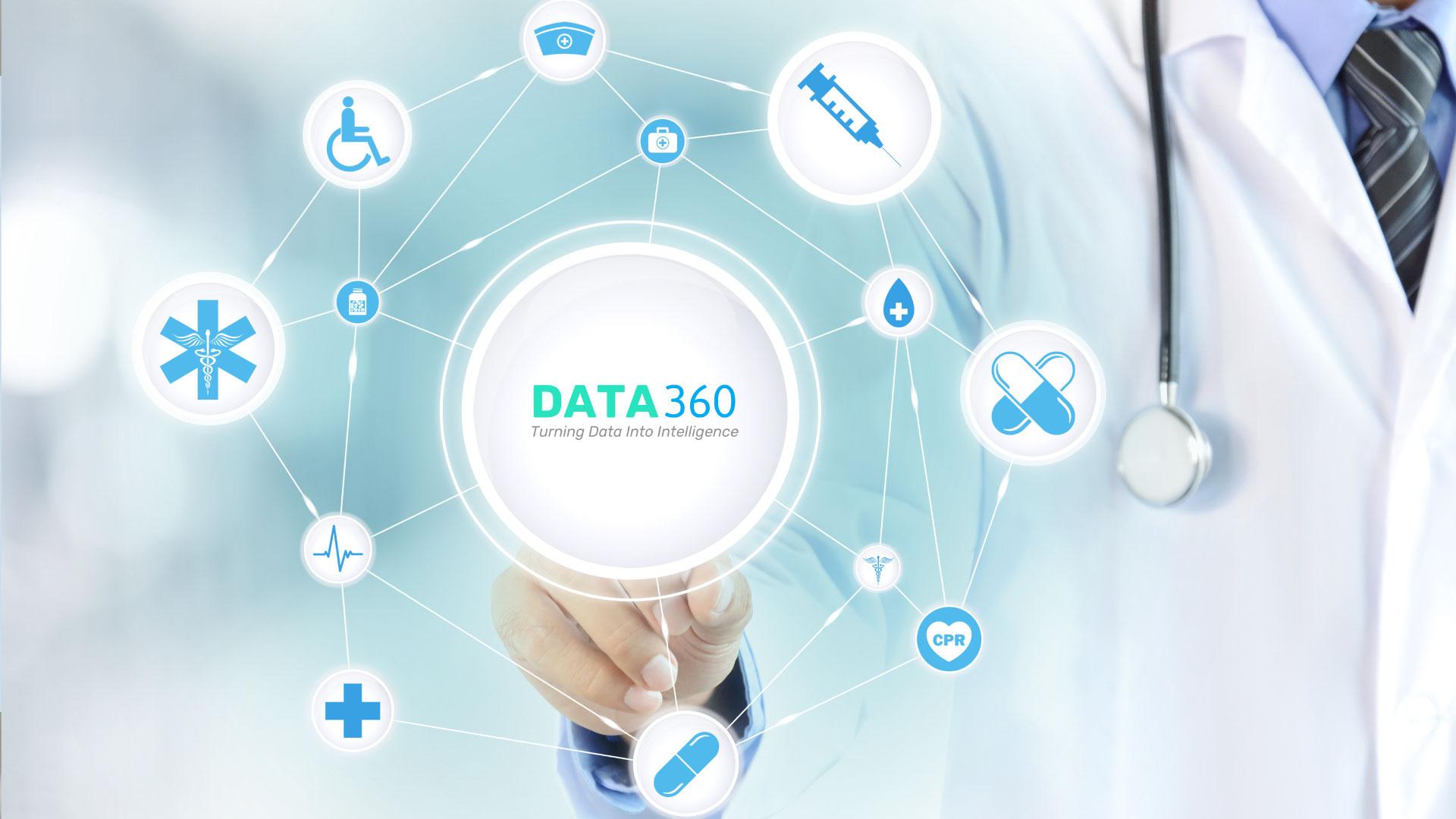 Data360 Logo